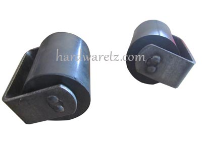Rubber Guide Roller,Welded-type